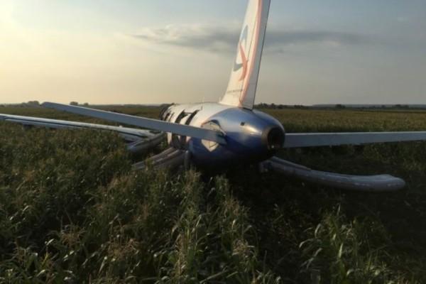 Θρίλερ στον αέρα για 80 επιβάτες! Αναγκαστική προσγείωση αεροπλάνου! (Video)