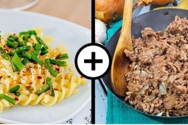 Αν τρώτε μακαρόνια με κιμά σταματήστε το αμέσως! Οι συνδυασμοί τροφίμων που βλάπτουν την υγεία σας!
