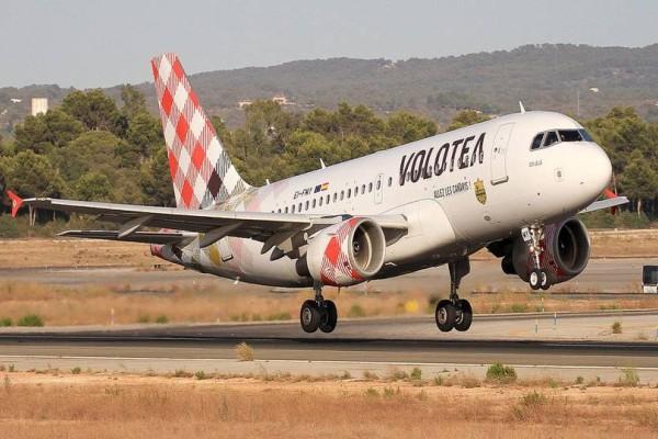 H Volotea τρελάθηκε: Πτήσεις για Ελλάδα και Ευρώπη από 29 ευρώ!