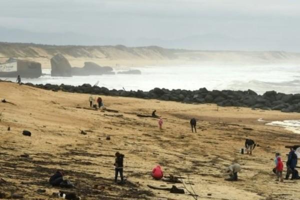 Απίστευτο! Ναρκωτικά «ξεβράζονται» σε παραλίες της Γαλλίας!