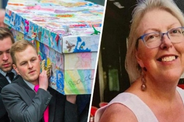 Δεν φαντάζεστε τι έκαναν αυτοί οι μαθητές στην κηδεία της δασκάλας του που έχασε την μάχη με τον καρκίνο!