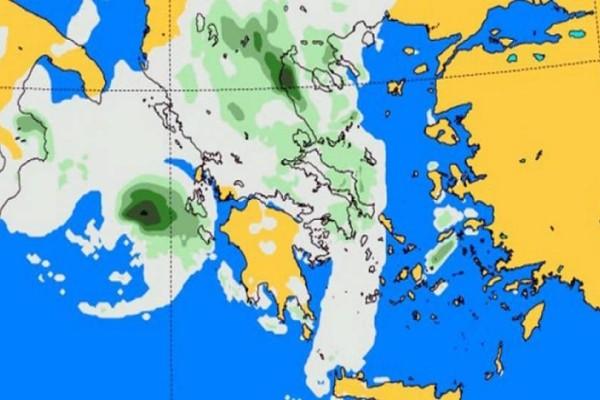 Καιρός σήμερα: Βελτιώνεται ο καιρός! Που θα βρέξει τις πρωινές ώρες;