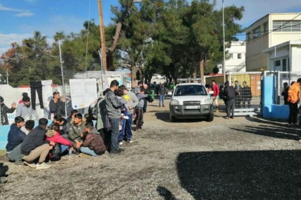Θεσσαλονίκη: 70 προσαγωγές προσφύγων στα Διαβατά!