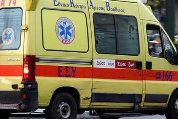 Τροχαίο ατύχημα Βραυρώνος! Τραυματίες δύο άνδρες της ΔΙΑΣ!