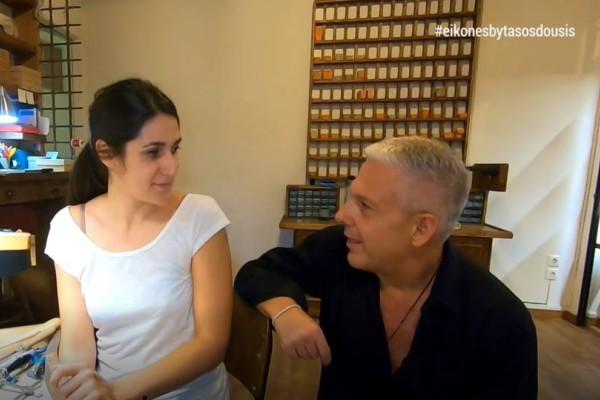 Ο Τασος Δούσης σας αποκαλύπτει που θα βρείτε τα ομορφότερα χειροποίητα κοσμήματα στο Ναύπλιο!