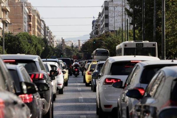Χάος στους δρόμους της Αθήνας: Κλειστή η κάθοδος της Αλεξάνδρας λόγω απολογίας του Μιχαλολιάκου!