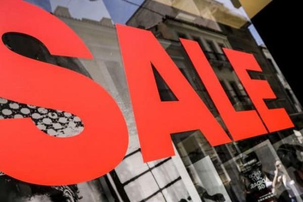 Ξεκινούν σήμερα, 1η Νοεμβρίου οι εκπτώσεις! Ποιες Κυριακές θα είναι ανοιχτά τα καταστήματα!
