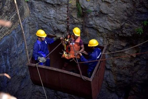 Θρίλερ στην Γερμανία: Έγινε ισχυρή έκρηξη σε ορυχείο!