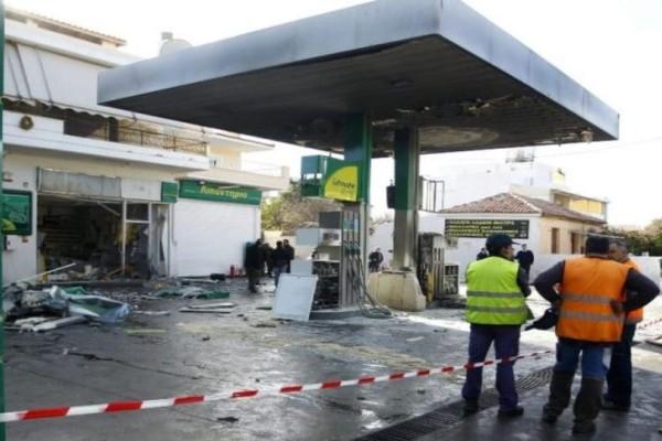 Γλυκά Νερά: Έκρηξη έγινε σε βενζινάδικο της περιοχής και προκλήθηκαν υλικές ζημιές!