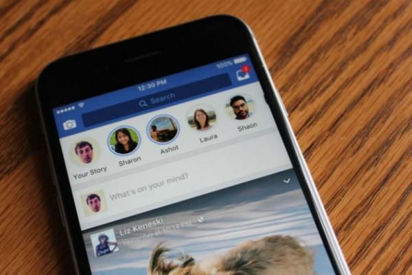 Facebook: Κάτι αλλάζει στην προβολή των stories!
