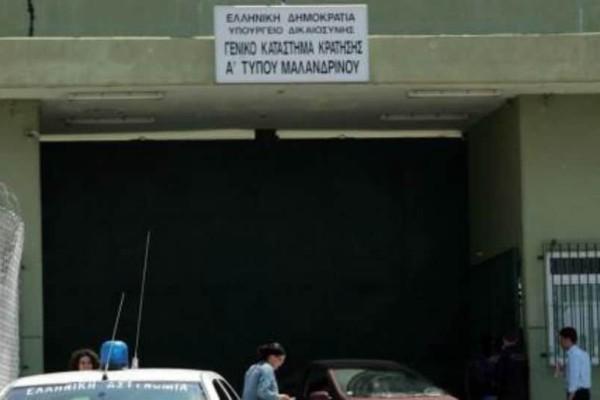 Φυλακές Μαλανδρίνου: Βρέθηκε ραπτομηχανή με κρυμμένο...