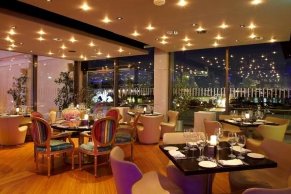 Νέο μενού στο Galaxy Bar & Restaurant