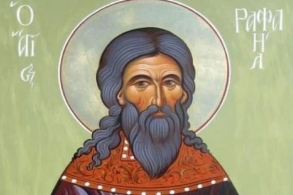«Γιαγιά, έχει έρθει ο Άγιος Ραφαήλ… Γιαγιά, είναι στην πόρτα και μας κοιτάει»