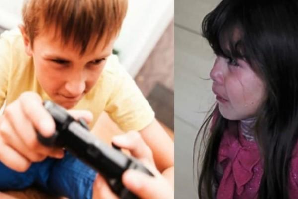 13χρονος βίασε την 6χρονη αδερφή του, για να μιμηθεί σκηνή που είδε σε γνωστό ηλεκτρονικό παιχνίδι!
