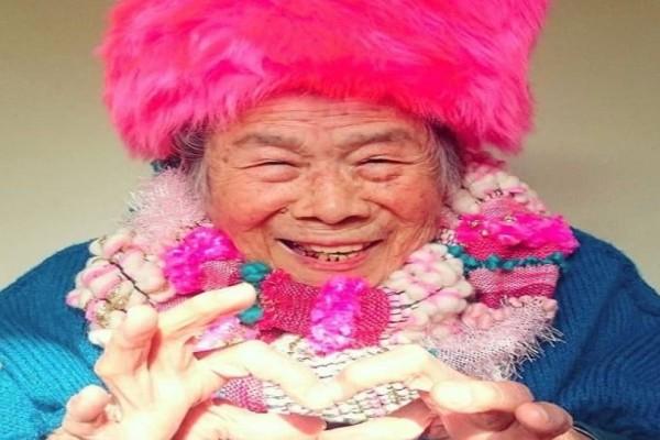 Viral έχει γίνει το 93χρονο μοντέλο από την Ιαπωνία!