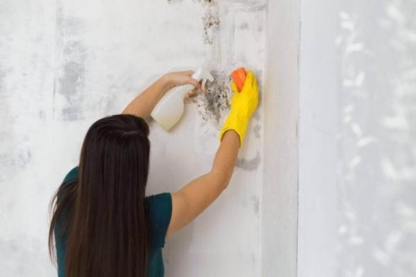 Αν έχετε μούχλα στο σπίτι σας τότε... κινδυνεύετε άμεσα!