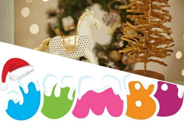 Χριστούγεννα: Τα 5 οικονομικά στολίδια από τα Jumbo που πρέπει να αγοράσετε!