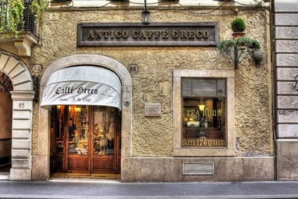 Καφέ Γκρέκο: Το πιο ιστορικό καφέ της Ρώμης το ίδρυσε ένας Έλληνας από τον οποίο πήρε και το όνομά του!