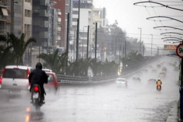 Καιρός: Προ των πυλών νέα κακοκαιρία!  Σε ποιες περιοχές θα «χτυπήσουν» ισχυρές βροχές και καταιγίδες; (photos)