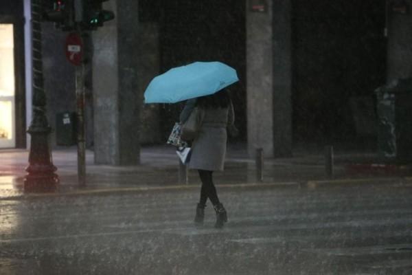 Καιρός σήμερα: Βροχές και καταιγίδες ! Ποιες περιοχές θα επηρεαστούν περισσότερο;