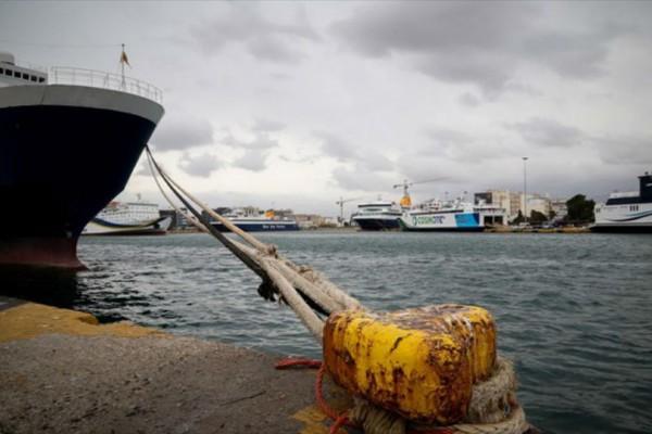 Απαγόρευση απόπλου από τα περισσότερα λιμάνια της χώρας!