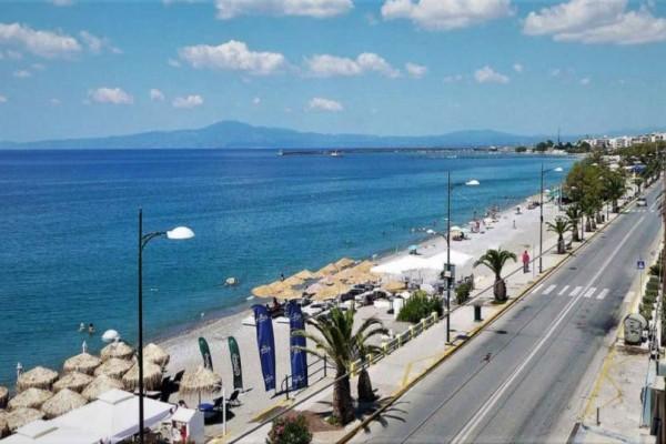 Συναγερμός: Αυτές είναι οι ελληνικές πόλεις που κινδυνεύουν να βουλιάξουν λόγω της κλιματικής αλλαγής!