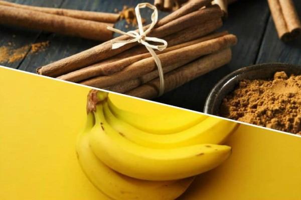 Βράστε κανέλα και μπανάνα. Πιείτε το πριν τον ύπνο και...
