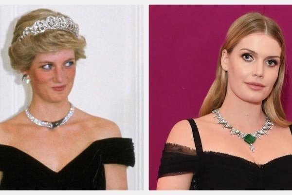 Η ανιψιά της Νταϊάνα είναι ίδια η πριγκίπισσα Σαρλότ!