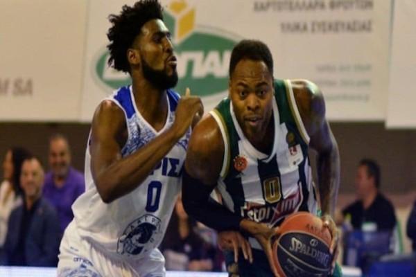 Basket League: «Πράσινο» showtime!  Ο Παναθηναϊκός διέλυσε τη Λάρισα με 68-110! (Video)