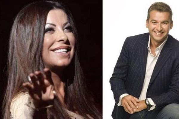 Γιώργος Λιάγκας: Η σχέση με την Άντζελα Δημητρίου που δεν ήξερε κανείς!