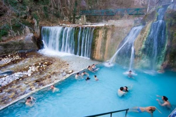 Λουτρά Πόζαρ: Θεραπεία με γιατρό τη φύση! Τα καυτά νερά και οι ευεργετικέ ιδιότητες!