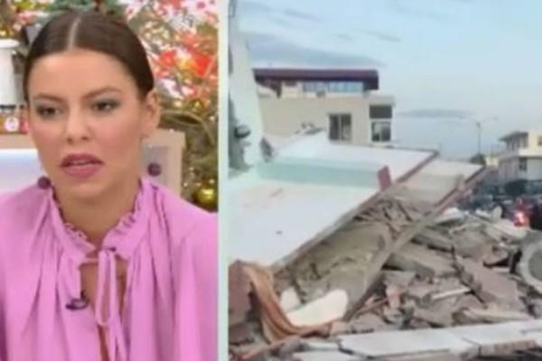 Θλίψη για την Μέγκι Ντρίο: Τραγικές εξελίξεις με την ξαδέλφη της που αγνοούνταν στο σεισμό της Αλβανίας!