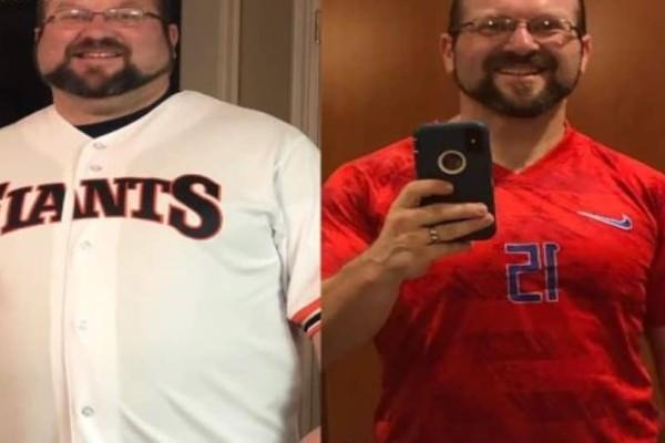 Απίστευτη μεταμόρφωση νεαρού άντρα! Έχασε πάνω από 60 κιλά και έγινε... (Video)
