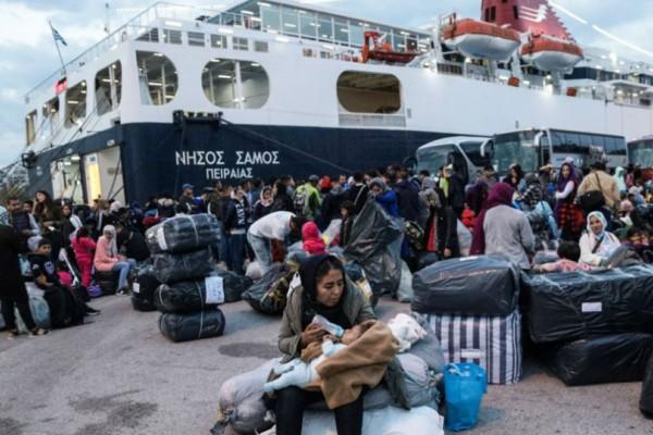 Μεταναστευτικό: 76 ακόμη μετανάστες και πρόσφυγες στο λιμάνι του Πειραιά!