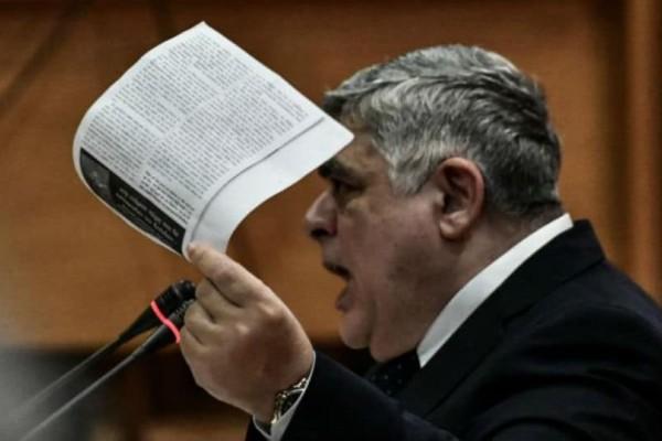 Δίκη Χρυσής Αυγής: Τι είπε στην απολογία του ο Νίκος Μιχαλολιάκος;