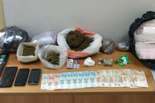 Θεσσαλονίκη: Εξαρθρώθηκε νέο κύκλωμα ναρκωτικών!