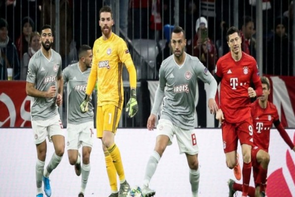 Champions League: Πάλεψε αλλά λύγισε ο Ολυμπιακός στο Μόναχο! (Video)