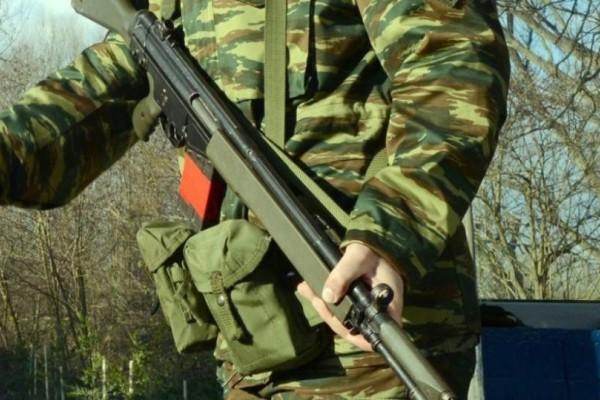 Συναγερμός στο ΓΕΣ: Έκλεψαν όπλο εθνοφύλακα στην Ορεστιάδα!