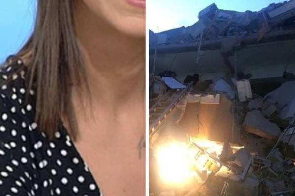 Θρίλερ: Αγνοείται ξαδέλφη πασίγνωστης παρουσιάστριας στον σεισμό της Αλβανίας!