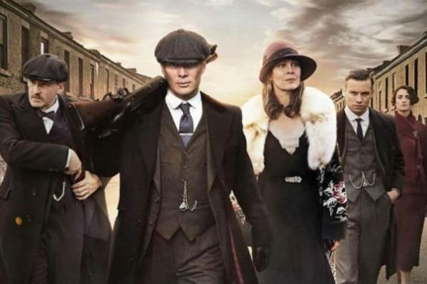 Έρχεται η 6η σεζόν του Peaky Blinders και την περιμένουμε πως και πως!
