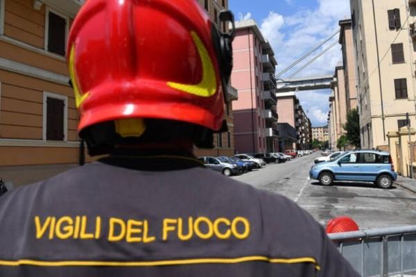 Έκρηξη στην Ιταλία! Γίνεται λόγος για εγκληματική ενέργεια!