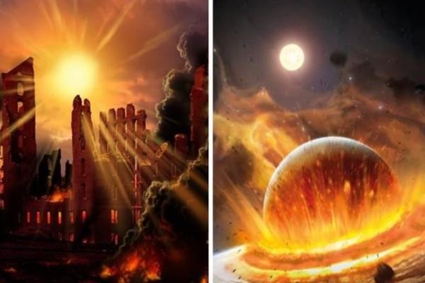 Έρχεται το τέλος του κόσμου σύμφωνα με το Ευαγγέλιο! Σοκαριστική προφητεία!