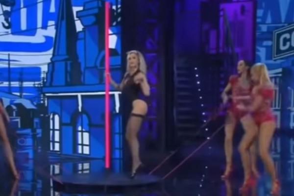 Ο αισθησιακός χορός σε στύλο της Ρίας Αντωνίου που έχει αφήσει ιστορία!