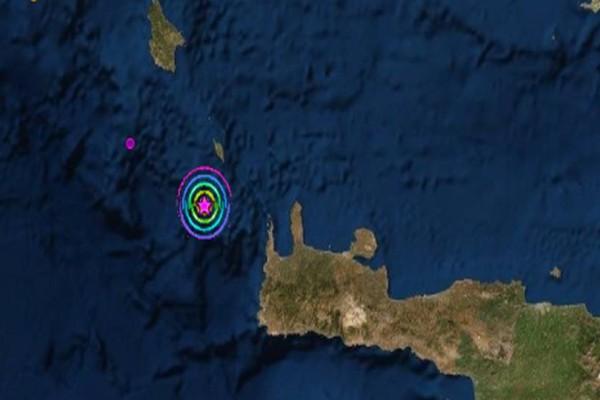 6,1 Ρίχτερ ο δυνατός σεισμός που ταρακούνησε τη μισή Ελλάδα!