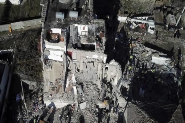 Τρόμος στην Αλβανία: Αποκάλυψη-σοκ για το σεισμό στο Δυρράχιο!