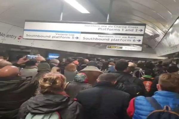 Συναγερμός στο Λονδίνο: Εκκενώθηκε σταθμός μετρό! (Video)