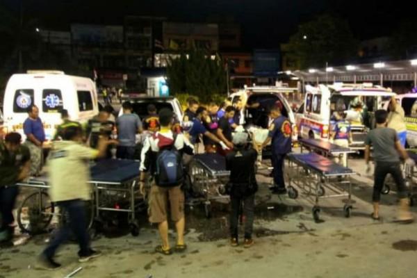 Μακελειό στην Ταϊλάνδη: Επίθεση με 15 νεκρούς!