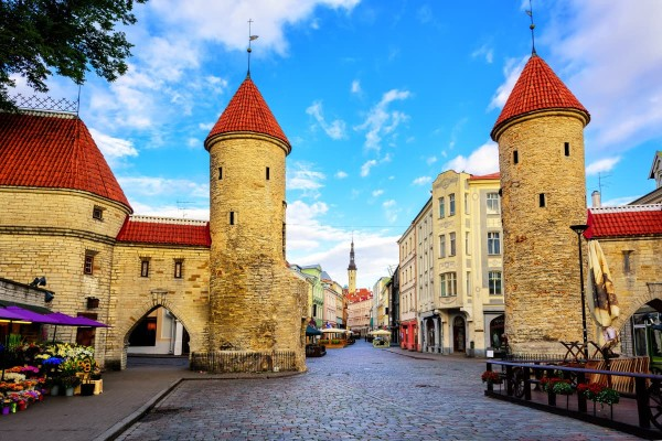 Η φωτογραφία της ημέρας: Στο Ταλίν της Εσθονίας! Μια πόλη σαν παραμύθι!