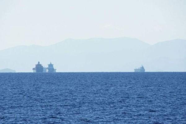Τουρκία και Λιβύη «μοιράζουν» την Μεσόγειο!