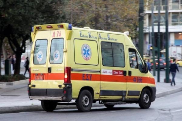 Τραγωδία στα Τρίκαλα: Άνδρας έβαλε φωτιά στον εαυτό του και στη συνέχεια αυτοκτόνησε!